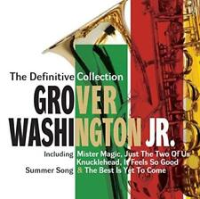 Grover Washington Jr. - The Definitive Collection (NEW 2CD)
