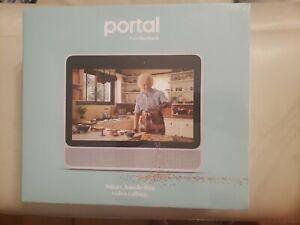 "🌟 Facebook 10.1"" Portal Smart with Alexa - Black -  with Original Box"