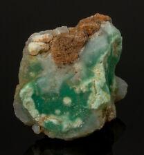 CHRYSOPRASE crystal stone specimen rough raw 0.45 oz #4909P - KAZAKHSTAN