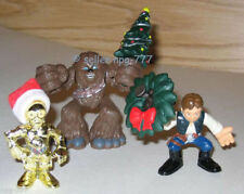 Star Wars Galactic Heroes Xmas Figure C3Po Chewbacca Han Solo Stocking Stuffers