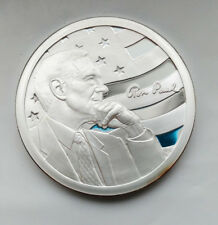 Proof Struck Ron Paul 1 oz. 999 Fine Silver Round