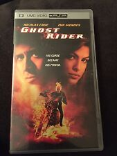 Ghost Rider Nicholas Cage UMD  Video For Sony PSP