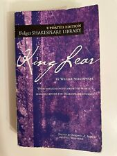 King Lear - Mass Market Paperback By William Shakespeare - GOOD