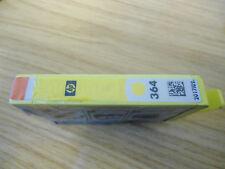 Genuine HP 364 Yellow Ink Cartridge CB320EE