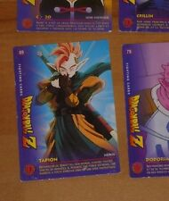 DRAGON BALL Z GT DBZ FIGHTING CARD CARDDASS NOT PRISM CARTE 89 FR PANINI **