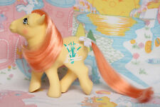 Mein Kleines/My Little Pony - G1 Flower Pony  * Snowdrop * - European exclusive