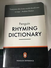 The Penguin Rhyming Dictionary by Rosalind Fergusson (Paperback, 1985)