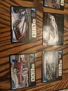 Hot Wheels Acceleracers Collectable Trading Card Game TCG Lot - 17 Cards