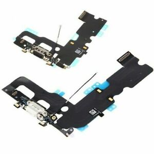 Dock de Carga Para iPhone 7 / 7 Plus Flex Conector USB Repuesto Micrófono Jack