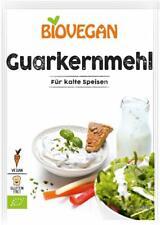 Biovegan Guarkernmehl für kalte Speisen glutenfrei vegan bio 100 g