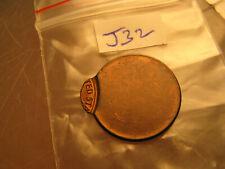 Major Error USA Small Cent Planchet Flaw IDJ32.