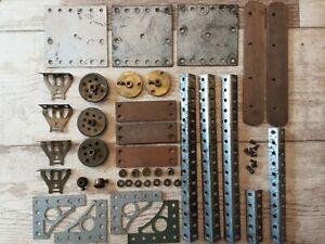 Primus Engineering  pre 1920s bundle bevel collar pulley - meccano compatible