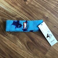 Rare Lifted Research Group Trip Out Headband NWT LRG Clothing
