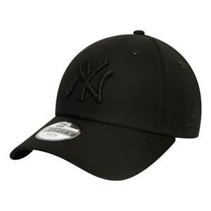 New Era New York Yankees Essential Kids 9Forty Cap - Black - Child NEW