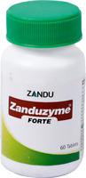 Zandu Ayurveda Kräuter Zanduzyme Forte 60 Tabletten DE