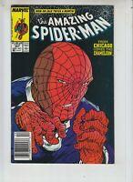 Amazing Spider-Man 307  VF+ (8.5) 10/88 McFarlane story & art