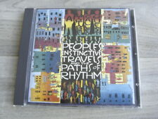 hiphop CD rap A TRIBE CALLED QUEST People's Instinctive Travels *NEAR MINT* qtip