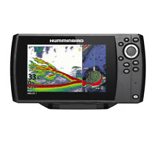 Expedited Delivery! Humminbird Helix 7 Chirp Fishfinder/Gps Combo G3N w/Tra
