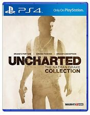 MSRNY PS4 Uncharted The Nathan Drake Collection Asain ver. Chinese + English sub