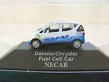 "HERPA MERCEDES-BENZ DAIMLER CHRYSLER ""NECAR"" FUEL CELL CAR 1/87 MODEL"