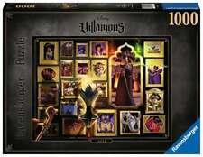 NEW! Ravensburger Disney Villainous Jafar 1000pc Puzzle