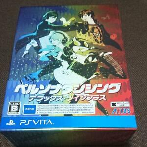 PS Vita Persona Dancing Deluxe Twin Plus Limited Edition Japanese version