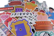 34pcs Friends tv Show Creative DIY Stickers Funny Decorative Cartoon waterproof