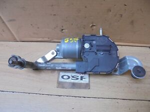 VW VOLKSWAGEN GOLF PLUS 2006 DRIVER FRONT WIPER MOTOR AND LINKAGE 5M0955120A