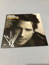Chris Cornell Signed Presale Carry On Autograph Soundgarden Nirvana Audioslave