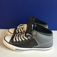 Converse Men's Chuck Taylor All Star High Street Sneakers Gray 154841C Size 9