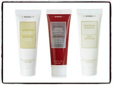 KORRES Gel Cleanser, Corrective Facial & Cleansing Emulsion RRP £19.00 16ml each