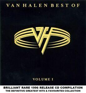 Van Halen - The Essential Very Best Greatest Hits Collection 1996 Rock Metal CD