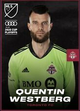[DIGITAL CARD] Topps Kick - Quentin Westberg - MLS 2020 Playoffs - Team Color