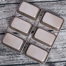 Non Stick Mini Loaf Tin Baking Pan Bread Loaf Cake Oven Tray Coated Steel