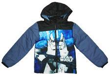 Manteaux, vestes et tenues de neige bleues avec capuche pour garçon de 10 ans