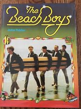 The Beach Boys, 1978 By John Tobler, Uk Dw, Illustrated, Large Format