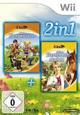 Nintendo Wii * Wii U WiiU Spiel Meine Tierpension & Tierklinik Tiersprechstunde