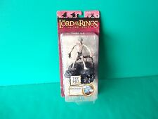 """LOTR Two Towers Smeagol 6""""in Variant Brown Loin Cloth Demo Batteries Not Working"""