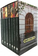 Complete Illustrated Sherlock Holmes 7 Books Collection Box Set Paperback NEW