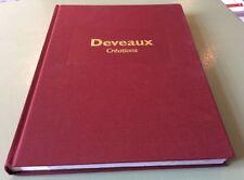 Catalogue créations textiles Deveaux SA Collection Madras Livre 2