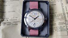 NEW! NOS! RARE watch Buran Vostok, with World map, white watch, Buran watch,