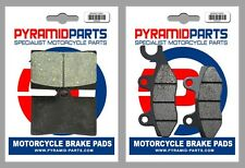 PGO G-Max 125 (Wave disc) 09-12 Front & Rear Brake Pads