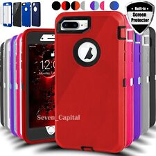 For iPhone 12 Mini 11 Pro X XR XS Max 6 7 8 Plus SE Defender Shockproof Case