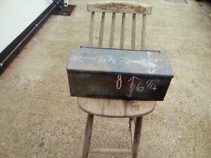 Tractor Tool Box