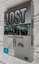 Lost : Season 1 (DVD, 7-Disc Box Set) REGION-4, LIKE NEW FREE SHIPPING+ TRACKING