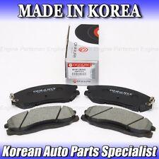 KP Front Brake Pad Set Fit Hyun Santa Fe, Kia Sorento Sedona Amanti 58101-26A40