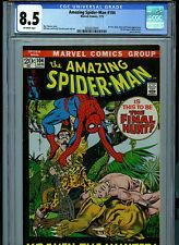 Amazing Spider-man #104 CGC 8.5 VF+ 1972 Marvel K26 Amricons