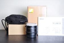 Nikon AF-S TC-20EIII 2X Lens Teleconverter