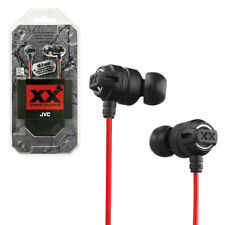 JVC HA-FX1X Xtreme Xplosives XX In-Ear auriculares auriculares 3.5mm Enchufe & Case