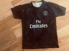 Cafu s/s PARIS SAINT GERMAIN FLY EMIRATES NEYMAR Soccer Jersey SMALL